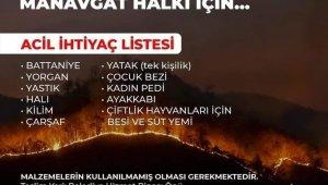 Kuşadası Belediyesi, yangınzedeler için yardım kampanyası başlattı