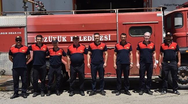 Manavgat'a destek için yola çıktılar