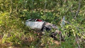 Mesaiye yetişirken aracıyla şarampole uçarak hayatını kaybetti