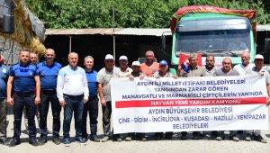 Millet İttifakı belediyelerinden örnek işbirliği