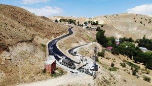 Muş'ta köy yolları için 60 milyon lira bütçe ayrıldı