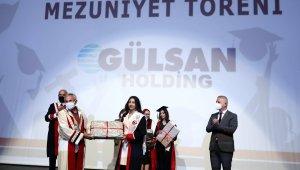 Naci Topçuoğlu MYO'daki genç yetenekler mezun oldu