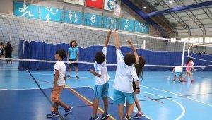 Nilüfer'de yaz okulları ile tatil dolu dolu geçiyor