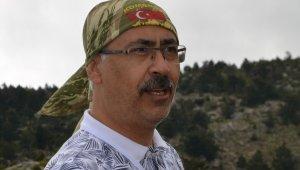 """Prof. Satıl, """"Yangına Dirençli Orman Projesi""""nin yeniden gündeme alınmasını istedi"""