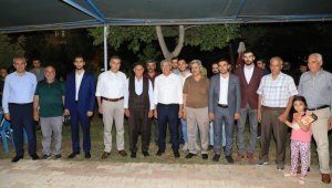 """""""Battalgazi'de Osman Başkan ile mahalle buluşmaları"""" devam ediyor"""