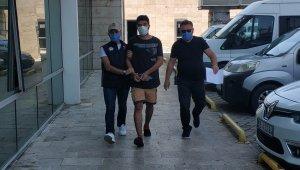 Samsun'da DEAŞ'tan gözaltına alınan yabancı uyruklu şahsın gözaltı süresi uzatıldı