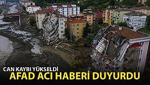 Sel Felaketinde Acı Haber Can Kaybı Yükseldi