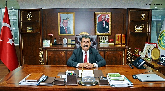 """TÜDKİYEB Başkanı Çelik: """"Orman yangılarının önüne geçmek için mangal yakanlar uyarılmalı"""""""
