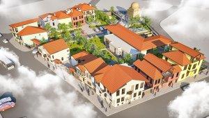 Türkiye'nin ikinci büyük tescilli yapı taşıması Meram'da gerçekleştiriliyor
