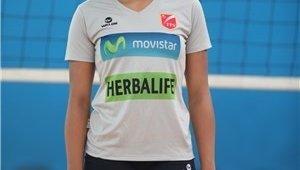 Turkuaz Seramik Kayseri OSB Teknik Koleji'ne Peru milli takımından smaçör