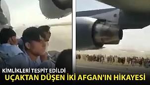 Uçaktan Düşen İki Afgan'ın Hikayesi! Kimlikleri Belli Oldu