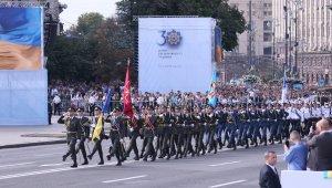 Ukrayna bağımsızlığının 30. yılını kutluyor