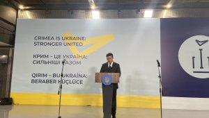 """Ukrayna Devlet Başkanı Zelenskiy: """"Kırım'ın kurtuluşu için geri sayım başladı"""""""