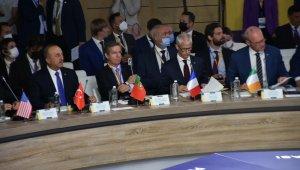 Ukrayna'da Kırım Platformu Zirvesi başladı