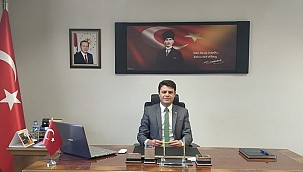 Urfa Viranşehir Kaymakamlığı'na Önder Çengel Atandı