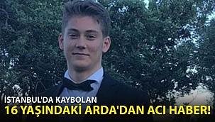 16 Yaşındaki Arda Yurtseven'den Acı Haber!