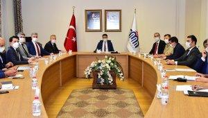 2021-2022 Eğitim-Öğretim yılında alınacak trafik tedbirleri toplantısı düzenlendi