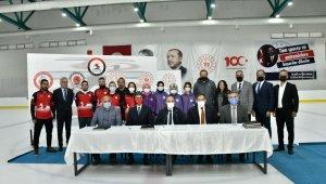 'Buzda Satranç Projesi'nde imzalar atıldı