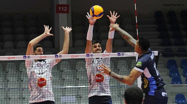7. TSYD İzmir Voleybol Turnuvasında ikinci gün tamamlandı