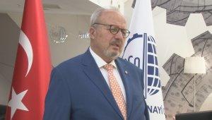 ASO Başkanı Nurettin Özdebir, sanayicilerin yaşadığı sorunları bir bir dile getirerek çözüm önerileri sundu