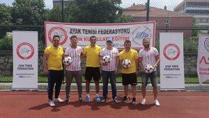 Ayak tenisi il seçmeleri Alaçam'da yapılacak