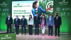 Bahçeşehir Üniversitesinden yöresel tarıma büyük destek