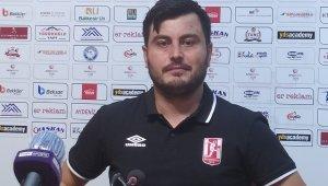 Balıkesirspor Teknik Sorumlusu Umut Baysal: