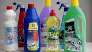 """Belediyenin ürettiği temizlik ürünleri """"Seyhan Halk Pazarı""""nda"""
