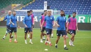 Çaykur Rizespor, Adana Demirspor hazırlıklarını tamamladı