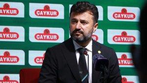 Çaykur Rizespor, Bülent Uygun ile yollarını ayırdı