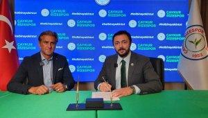 Çaykur Rizespor, Hamza Hamzaoğlu ile anlaşmaya vardı