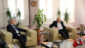 Çekya Büyükelçisi ATO'da