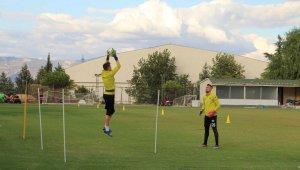 Denizlispor, Samsunspor maçı hazırlıklarına başladı