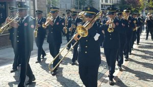 Edirne'de Ahilik Haftası kutlamaları renkli görüntülere sahne oldu