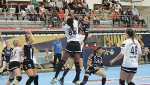 EHF Kadınlar Şampiyonlar Ligi: Kastamonu Belediyespor: 25 - Odense Handbold: 31