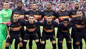Galatasaray - Lazio! İlk 11'ler belli oldu