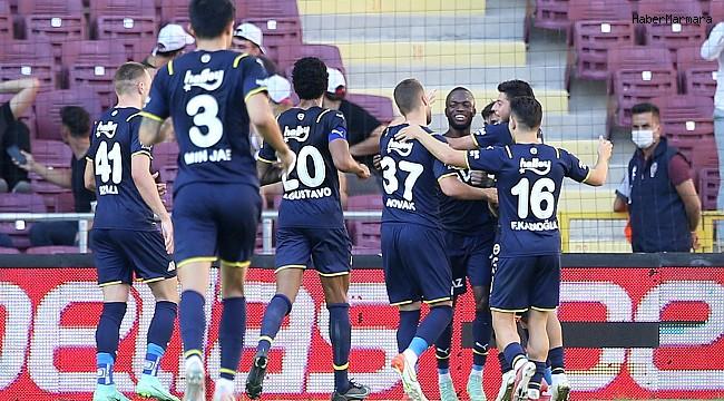 Hatayspor 1 - 2 Fenerbahçe