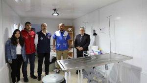 HAYTAP'dan Gemlik Belediyesine anlamlı yardım