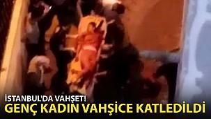 İstanbul'da Vahşet! Sokak Ortasında Katledildi