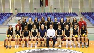 Kadın Voleybol takımı ikinci lige hazır