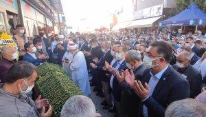 Kalbine yenik düşen CHP Dilovası ilçe başkanı son yolculuğuna uğurlandı