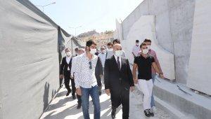 Mini Mardin Projesinde sona geliniyor