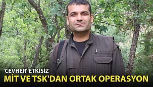 MİT ve TSK'dan Gara'da Operasyon!