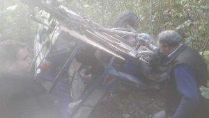 Ordu'da patpat kazası: 1 ölü