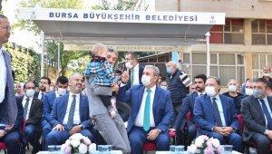 Şehit Yazıcıoğlu'nun adı Bursa'da yaşatılacak