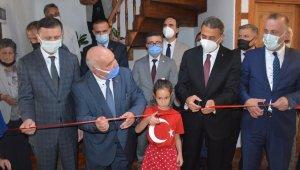 Sinop'ta Mehmet Akif Ersoy ve İstiklal Marşı sergisi