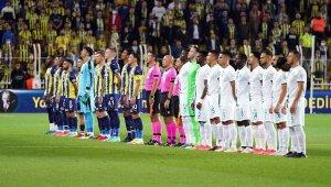 Süper Lig: Fenerbahçe: 1 - GZT Giresunspor: 0