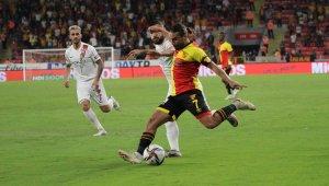 Süper Lig: Göztepe: 0 - Hatayspor: 2