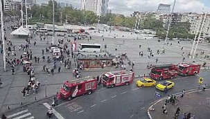 Taksim Metro İstasyonunda Bir Kişi Raylara Atlayarak İntihar Etti