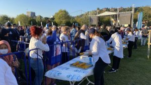 """Tarihi Küçüksu Çayırı'nda """"Beykoz Mısır Festivali"""" gerçekleşti"""